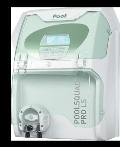 poolsquad pro low salt électrolyse au sel régulation pH