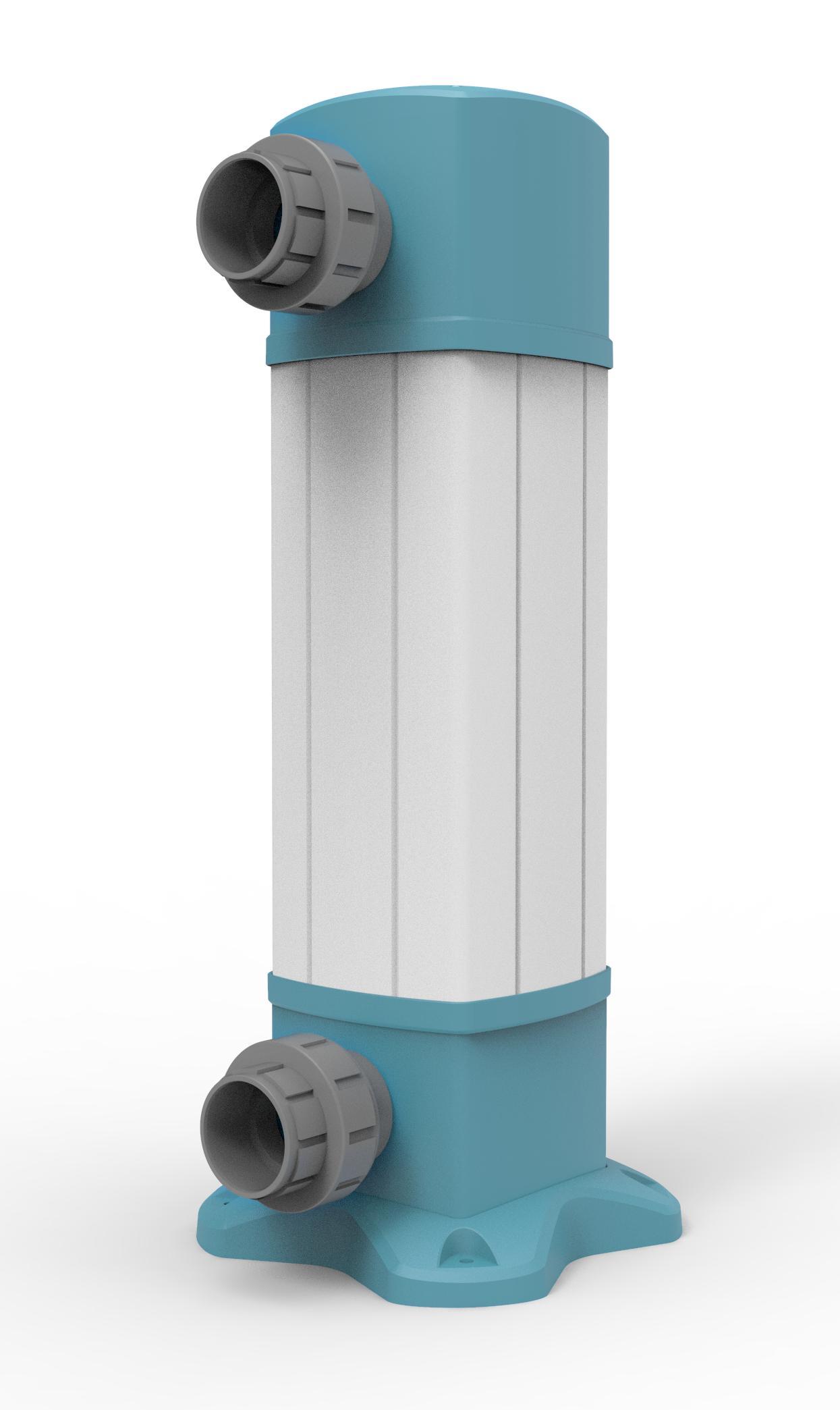 réacteur UV stérilisateur UV